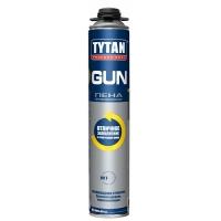 Пена профессиональная Tytan Professional GUN 750 мл