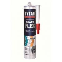 Клей монтажный Tytan Professional Power flex белый 290 мл
