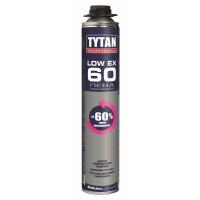 Пена профессиональная Tytan Professional LowEx 60 750 мл