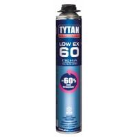 Пена профессиональная зимняя Tytan Professional LowEx 60 750 мл