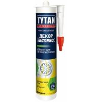 Монтажный клей Декор Экспресс Tytan Professional 310 мл