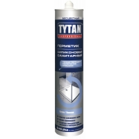 Герметик силиконовый санитарный Tytan Professional 310 мл