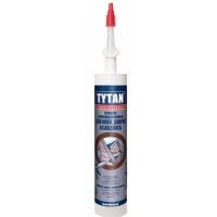 Герметик силиконакриловый для окон, дверей и сайдинга Tytan Professional белый 310 мл
