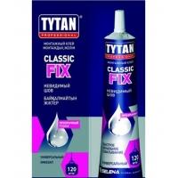 Монтажный клей прозрачный Tytan Professional Classic Fix 100 мл