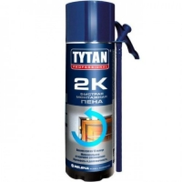 Быстрая монтажная пена (двухкомпонентная) Tytan Professional 2K 400 мл
